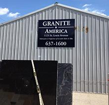 Granite America Louisville Location