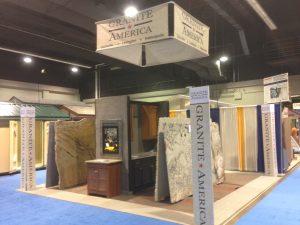 Granite America Lexington at Central Kentucky Home Show