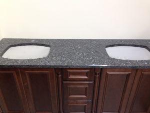 Blue Pearl Vanity Granite Countertops Granite America Rectangle Sink