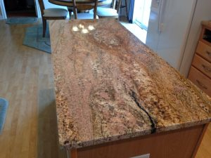 Casablanca Gold Island Granite America Granite Countertop