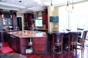 Dream Granite Kitchen