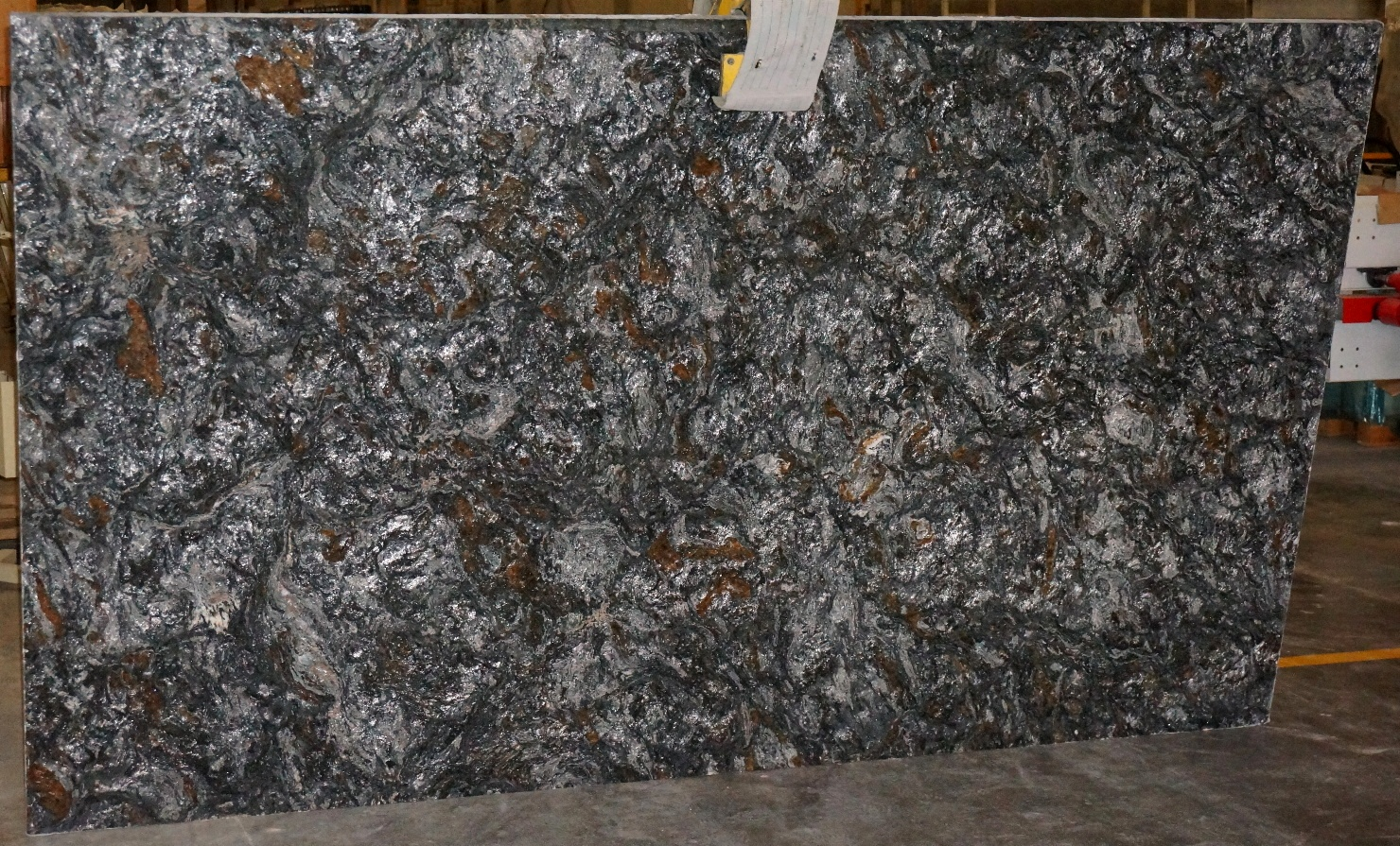 Metallic Granite With Leather Finish Granite America